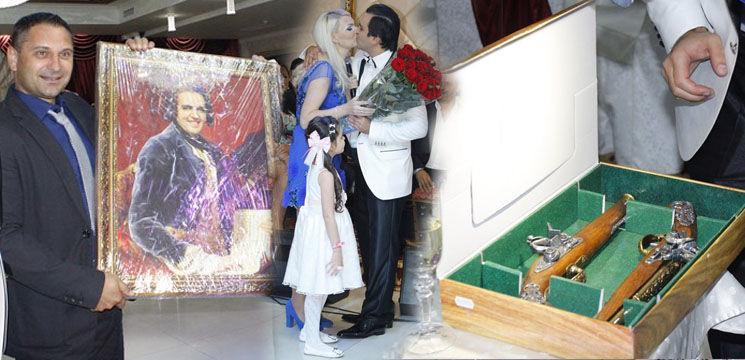 Foto: Igor Cuciuc și-a făcut o zi de naștere ca o nuntă!