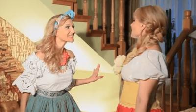 O veste de la Adriana Ochișanu și Irina Bivol, care va rămâne între noi, fetele.