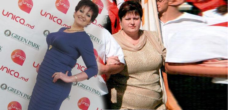 De la 130 kg la 74 kg! Angela a slăbit cu UNICA Sport!