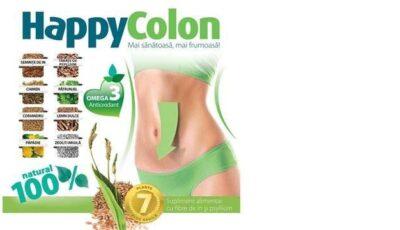 Redescoperă bucuria de a fi sănătos cu Happy Colon!