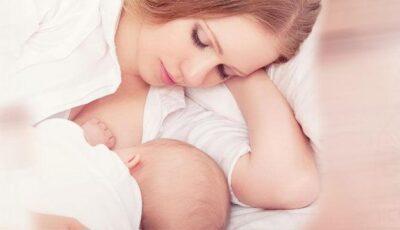 Furia laptelui în primele zile de după naştere!
