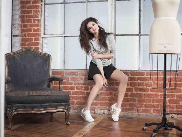 Selena Gomez este imaginea unei noi colecții: Adidas NEO 2013 Winter!