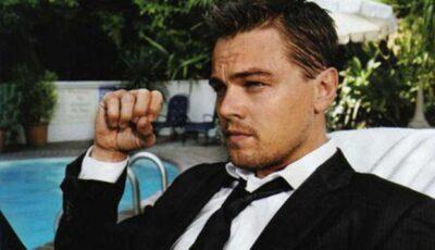 Leonardo DiCaprio a pus ochiul pe o româncă