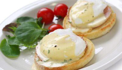 Ouă Benedict, un mic dejun rafinat!