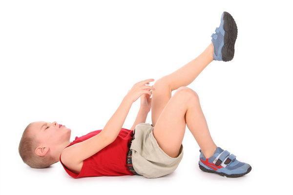 dureri de gleznă la copii)