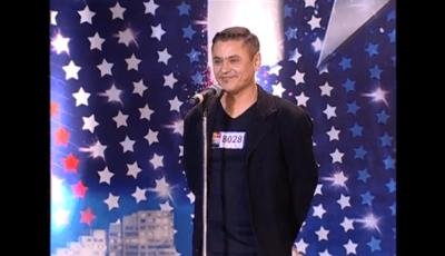 """Fratele interpretei Nelly Ciobanu la """"Moldova are Talent"""""""