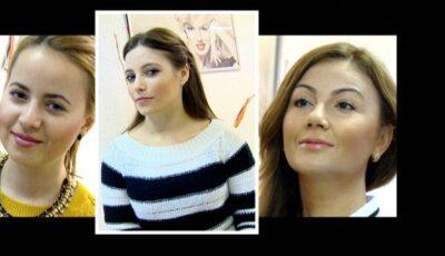 Cum să aplici blush-ul în funcţie de forma feţei (VIDEO)