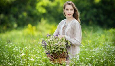 Plantele minune întrebuințate în cosmetică
