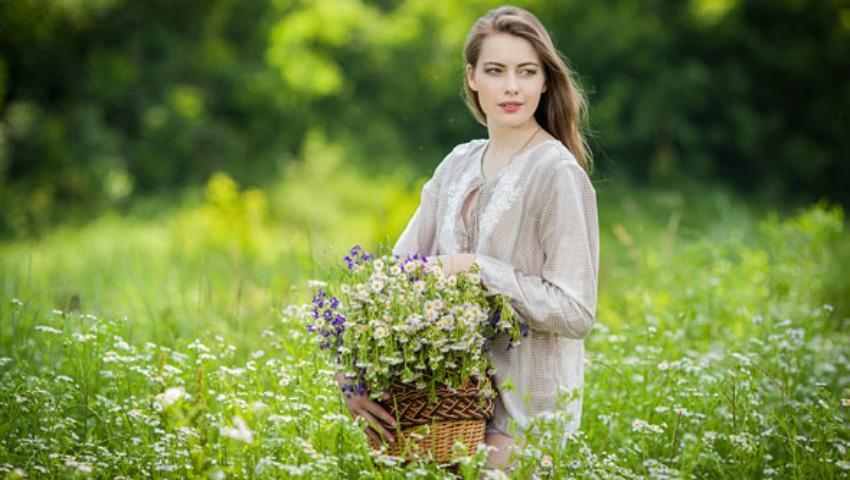 Foto: Plantele minune întrebuințate în cosmetică