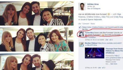 Sunt șanse ca  Nicu Țărnă să se împace cu Adrian Ursu?