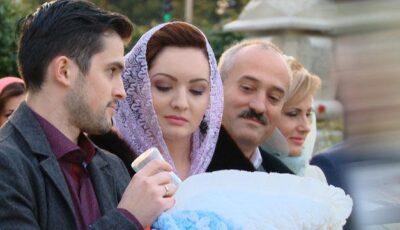 Botez, în familia lui Gheorghe Țopa!
