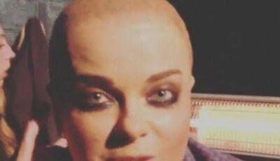 Natasha Koroleva s-a ras pe cap!