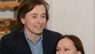 Irina și Serghei Bezrucov au doi gemeni