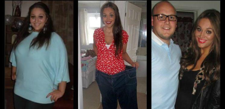 Foto: Află din ce cauză această femeie a slăbit 64 de kilograme!