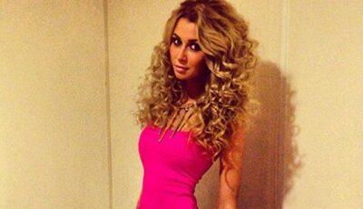 Fiica Anastasiei Zavaratniuc este anorexică?