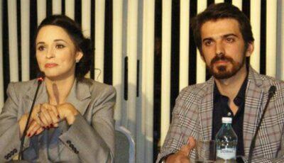 Andreea Marin, alături de logodnic, la Chișinău