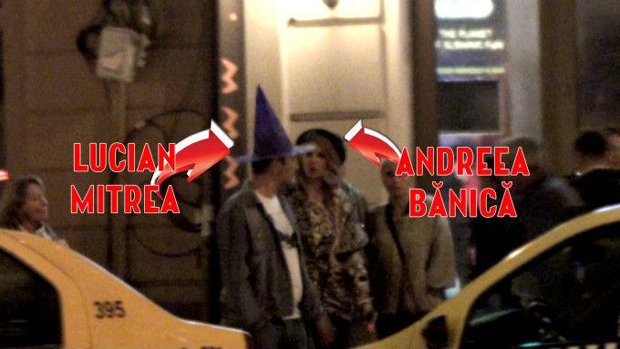 Andreea Bănică s-a certat cu soțul în public!