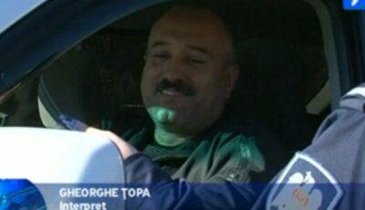 Gheorghe Țopa a primit o amendă neaşteptată!