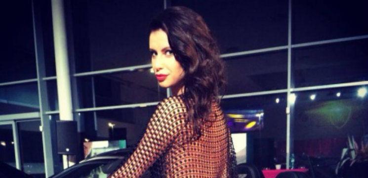 Natalia Barbu, apariție spectaculoasă la VIP Bentley & Lamborghini event !
