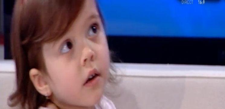 Andreea Marin a ajutat un copil din Moldova!