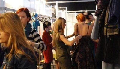 """Imagini din culisele Festivalului de Modă """"ARTPODIUM"""""""
