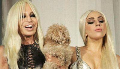 Lady Gaga este noua imagine Versace!