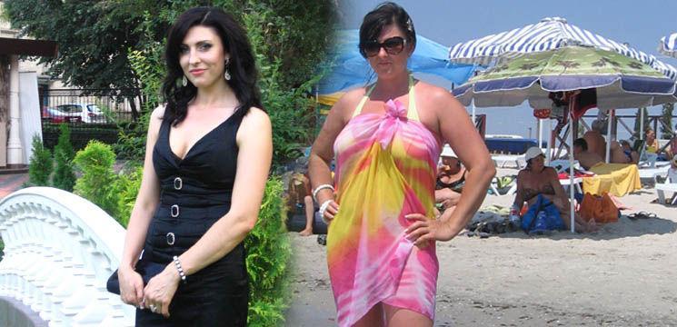 Foto: Din cauza unor pastile hormonale a pus 20 de kg pe ea. Vezi cum a reparat greșeala!