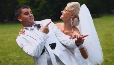 Nunţi celebre: Anatol şi Tatiana Melnic (Video)