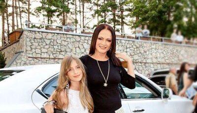 Vezi cât de frumoasă este nepoata Sofiei Rotaru