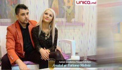 Anatol Melnic: O căsnicie poate începe cu o palmă fierbinte primită din partea soției.