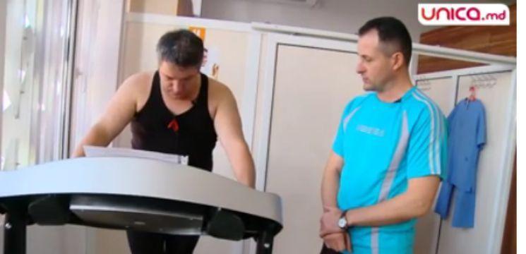 Exerciții care poți să le faci la locul de muncă! Antrenează-te alături de Vitalie Țopa!