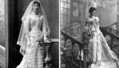 Cum a evoluat stilul rochiei de mireasă