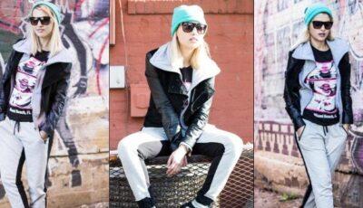 Fashion bloggerița Dia Moraru îți prezintă uniforma de weekend!