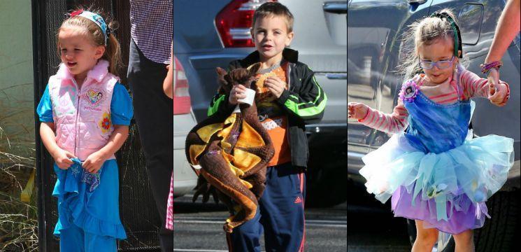 Copiii celebrităților îmbrăcați oribil!