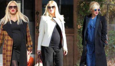"""Gwen Stefani: """"Alăptam copilul în culise înainte de a ieşi pe scenă"""""""
