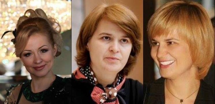 Foto: Soțiile Miniștrilor