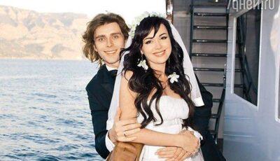 Anastasia Zavaratniuc alături de soț pe gheață