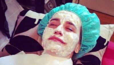 O mască de frumusețe de la Andreea Esca!