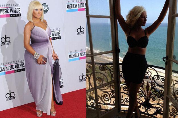 Christina Aguilera a slăbit prin metoda ședințelor Reiki!