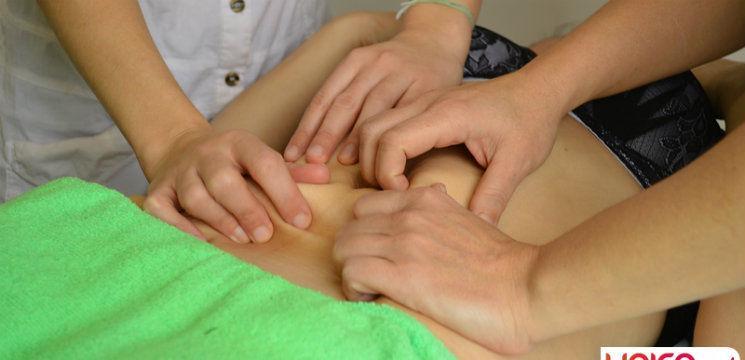 Relaxare extremă cu masajul la 4 mâini!
