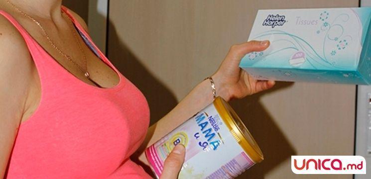 Cele mai active graviduţe au fost premiate!