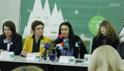 Nata Albot a revenit în Moldova