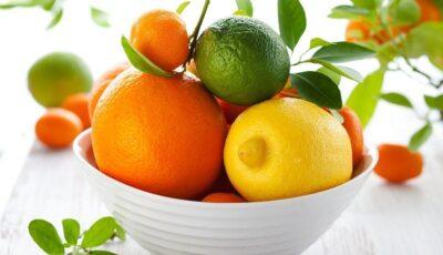 Antidotul bolilor de iarnă: citricele