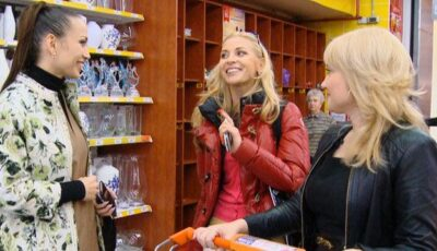 Valentina Cojocaru le-a testat pe Adriana Ochișanu și Irina Bivol!