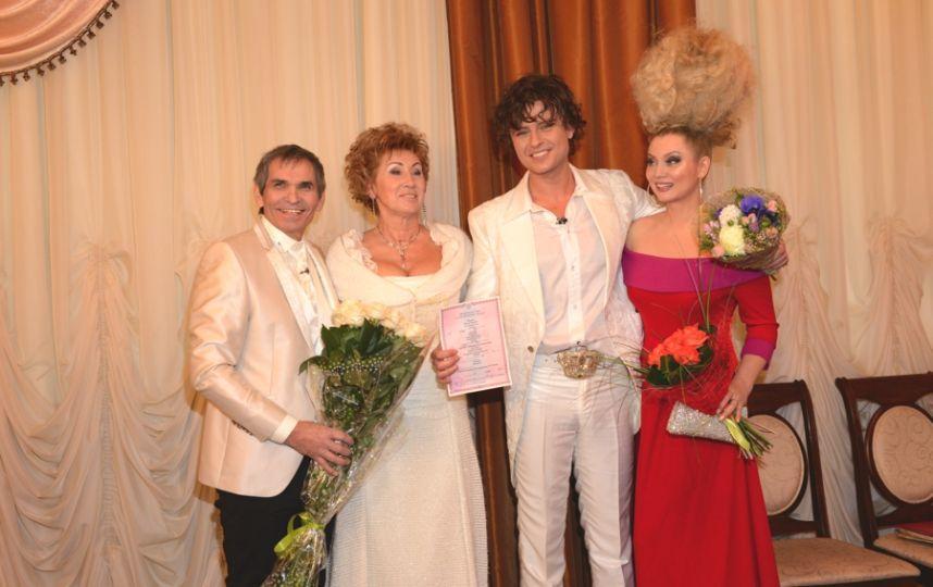 Prohor Șaleapin s-a căsătorit cu milionara de 57 ani