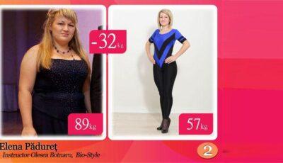 """Elena Pădureţ: """"Dragi bărbaţi, spuneţi-le soţiilor că nu arată bine când sunt grase!"""""""