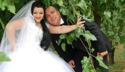 Nunți celebre: Lenuța Gheorghiță și Boris Cojocaru