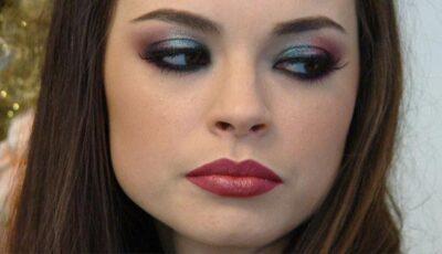 Tutorial de make up de Revelion. Video