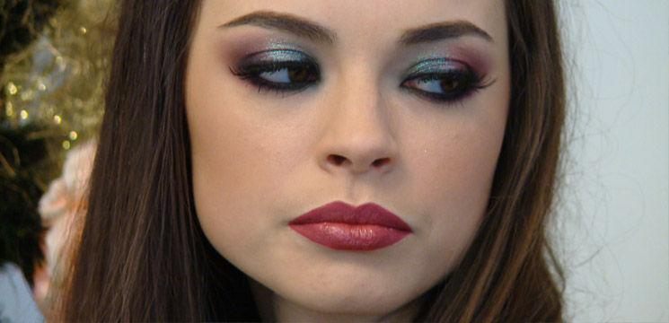 Tutorial de make up de Revelion. Video