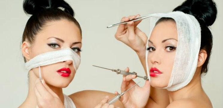 Credeai că botoxul se injectează în buze?